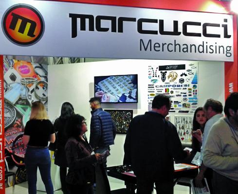 Marcucci - Merchandising