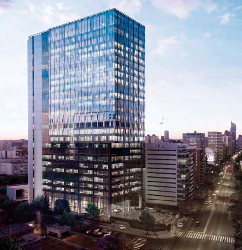 Emprendimientos corporativos en Nuñez – Centro Empresarial Libertador