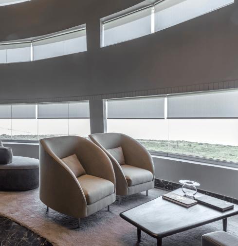 Arquitectura interior en Puerto Madero – Torres Renoir – Estudio Viviana Melamed