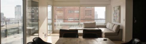 Carpintería de aluminio de vanguardia para Art Tower – Fenster