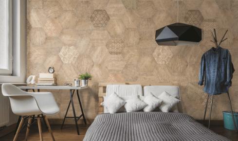 Pisos & revestimientos hexágonos para decoración – Ceramica Piu