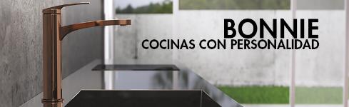 Monocomando para cocina con estilo – H1 Bonnie – FV
