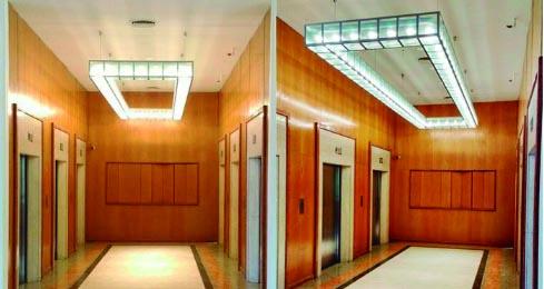Señalética para hoteles en capital – Sheraton Retiro – Petra Diseño