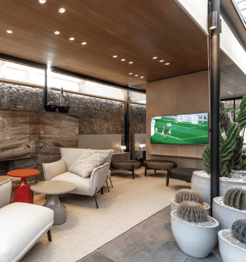 Arquitectura interior & exterior en Villa Devoto – Suite in out – Arq. Viviana Melamed