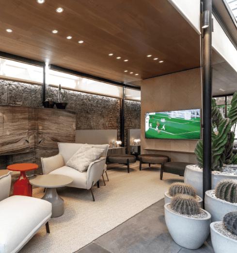 Arquitectura interior & exterior en Villa Devoto – Suite in out – Arq. Viviana Melamed