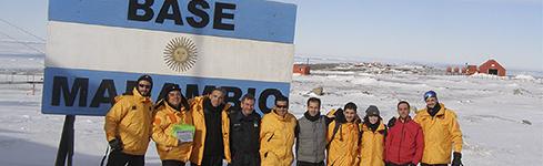 Ventanas eficientes en climas extremos – Base Marambio – Tecnoperfiles