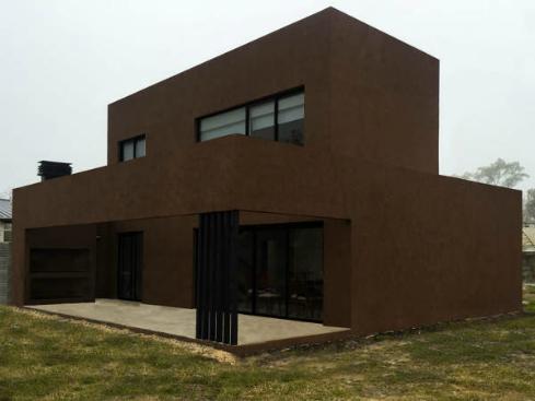 Construcción rápida de casas en Corrientes – Buró Steel Framing