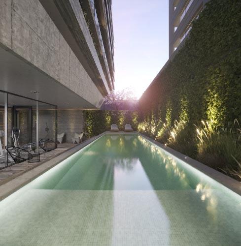 Edificios residenciales en Palermo Hollywood – Sens Humboldt