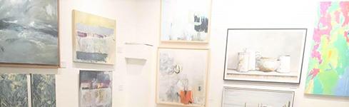 Arte expresionista abstracto para decoración – Estilo Pilar- Gloria Moller Art
