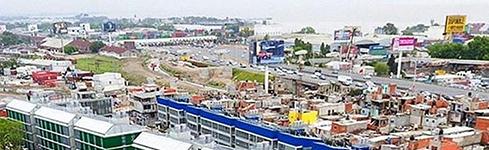 Construcción en seco para planes de urbanización – Arquidry