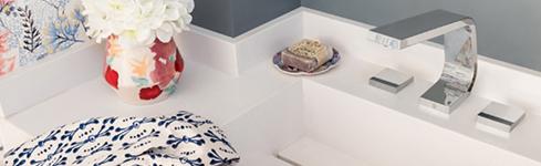 Grifería para baños soft touch – Línea Chaltén – FV