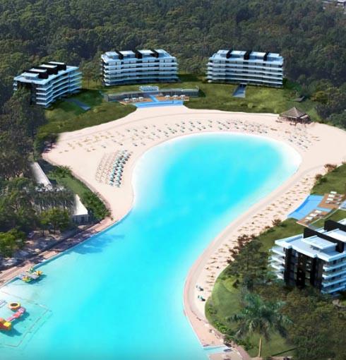 Desarrollos inmobiliarios de lujo en Punta del Este – Solanas Crystal View