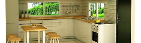 Construcción rápida de viviendas minimalistas – Puelche Construcciones
