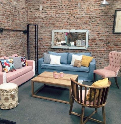 Muebles de diseño joven en Olivos – Muebla Online
