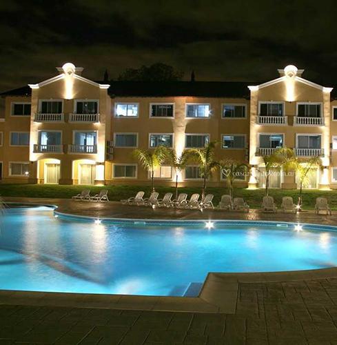 Iluminación profesional para cadenas hoteleras – Howard Johnson- G2 Iluminación