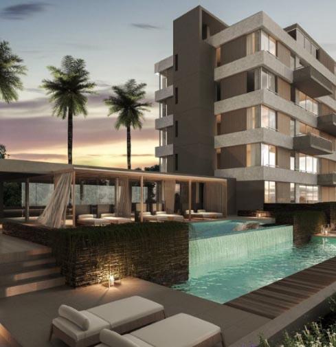 Edificios residenciales en Puerto Escondido – Nordelta – The Kiri