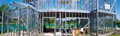 Diseño & construcción de casas llave en mano con Steel Frame – Construcciones MyM