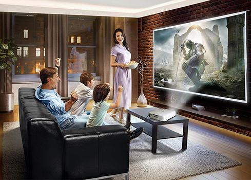 Proyectores de alta definición para Home Theater – EPSON Home Cinema 1060 – 6punto1