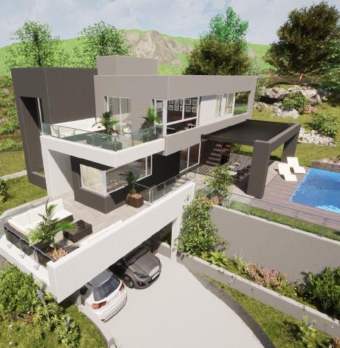 Diseño & construcción de casas en Villa Carlos Paz – UP Arquitectura