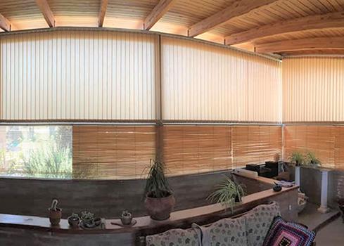 Fábrica de cortinas con sistema roller en Villa Carlos Paz – Liberty Decoraciones