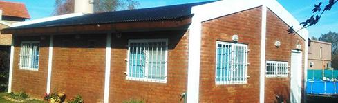 Construcción de viviendas minimalistas para barrios en 60 días – Puelche Construcciones