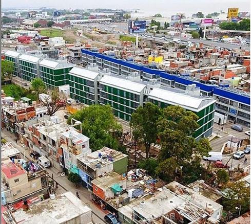 Construcción en seco para viviendas sociales en Capital – Arquidry
