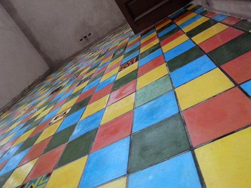 Fábrica de mosaicos de calidad – 100 años – Mosaicos Saponara
