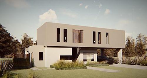 Casas en Steel Framing en zona norte – Construcciones MyM