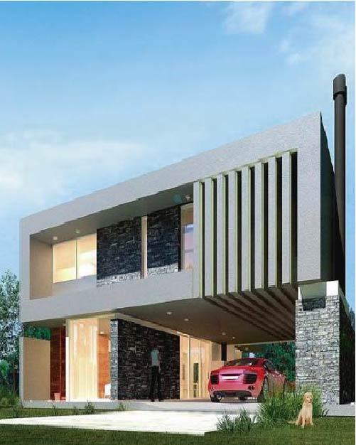 Diseño y construcción de casas en Villa General Belgrano – Córdoba – Síncresis Arquitectos