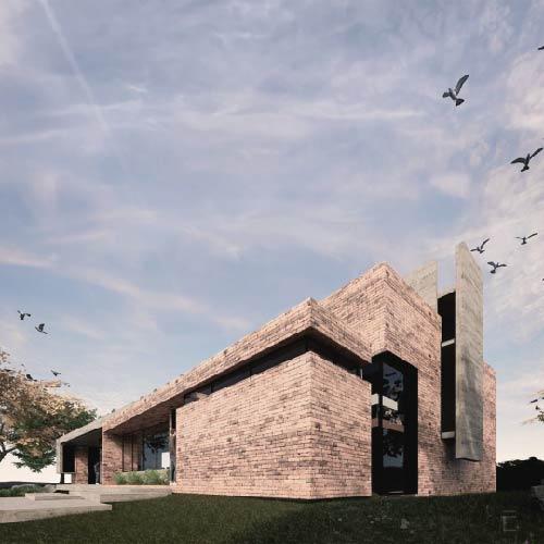 Construcción de casas en hormigón visto – San Clemente – Córdoba – Síncresis Arquitectos