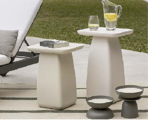 Mesa de diseño para exterior – Suca Outdoor – Matriz Design