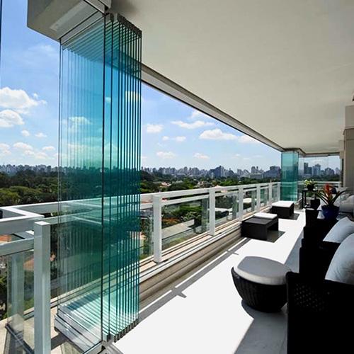 Cerramientos de vidrio plegables – Córdoba – García Recta Design