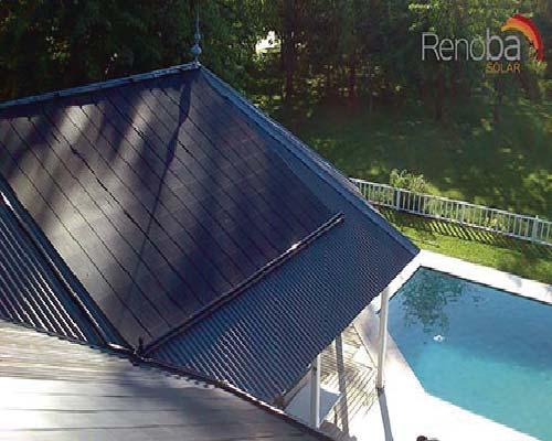 Climatización de piscinas con energía solar – Zona Norte – Renoba Solar