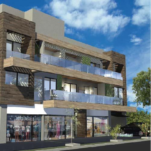 Diseño y construcción de edificios – Edificio Freak – Villa Carlos Paz – UP Arquitectura