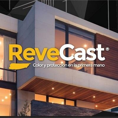 Revestimiento Texturado Exterior – ReveCast