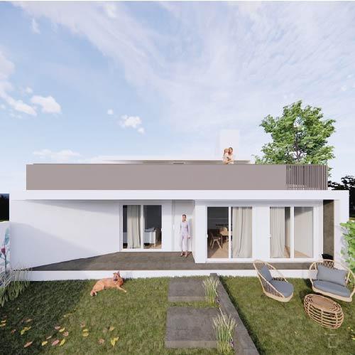 Ampliación de casas – Villa Dolores – Sincresis Arquitectos