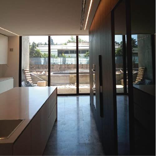 Construcción en seco – para edificios – Terrazas de Martin Coronado – Arquidry
