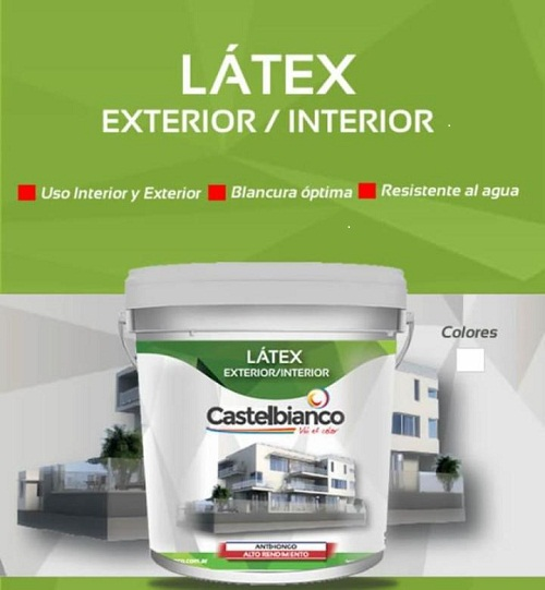 latex interior exterior