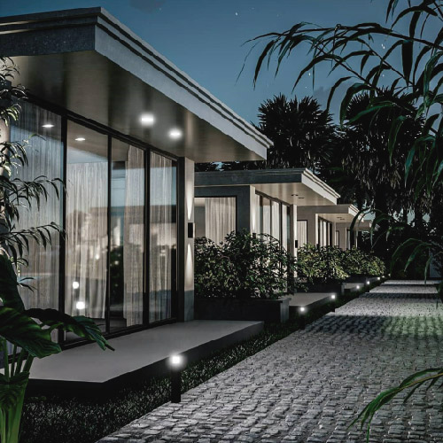 Renders – Diseño 3D – Proyecto Hotelero – Sentir Visual
