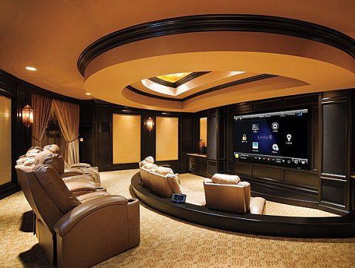 Sala de Cine en Casa- Córdoba-  C2S Ingenieria