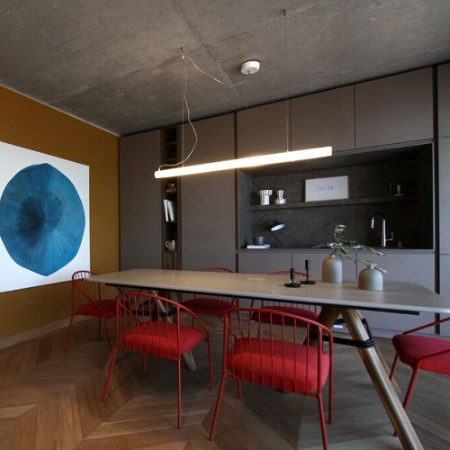 Bachas de Diseño- Casa Foa- Puertos 2021- Johnson Acero