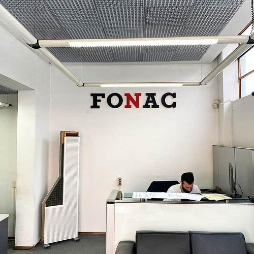 Paneles Acústicos- Fonac System