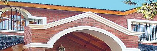 molduras de hormigon para fachadas