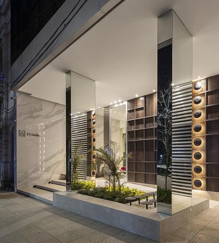 Arquitectura Interior-Santa Fe- Edificio M11- Arq. Viviana Melamed