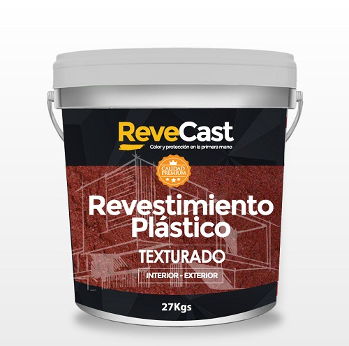 Revestimiento Plástico Texturado – Bs. As. –  ReveCast