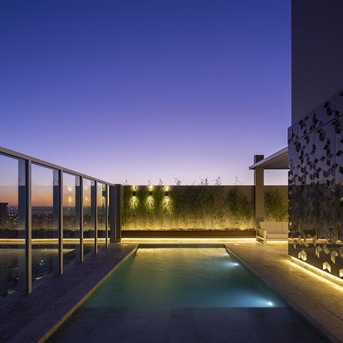 Arquitectura  y Diseño de Interiores – Amenities – Santa Fe – Arq. Viviana Melamed